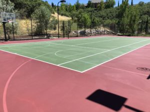 Utah Court Surfacing Outdoor Sports Court Repair and Resurfacing